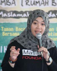 Aida Maslamah Ahmad