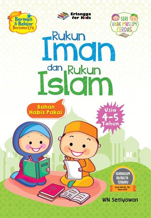 RUKUN IMAN DAN RUKUN ISLAM (4-5TH)